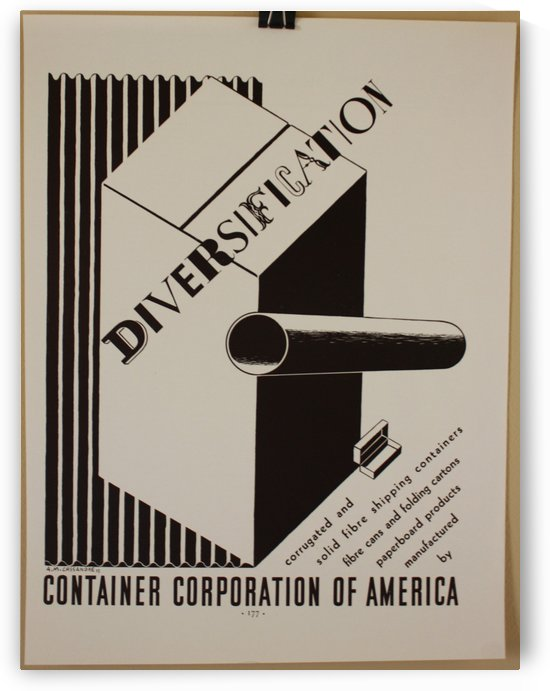 Diversification by VINTAGE POSTER