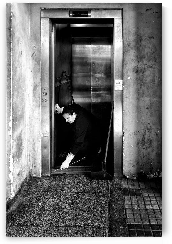 Unwelcome Demand by Glauco Meneghelli