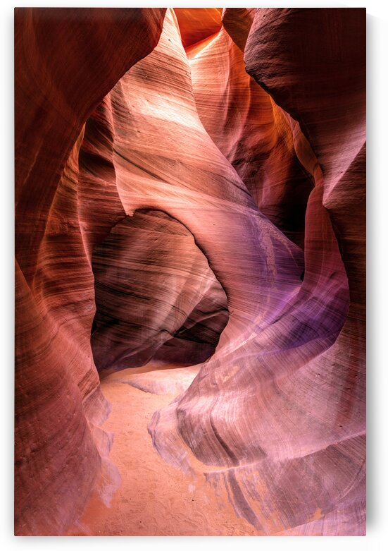 Colorful Sandstone Arch by Pierre Leclerc Photography