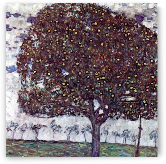 The Apple Tree by Klimt by Klimt