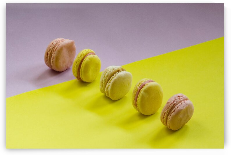 food macaroon photography by Golden Art Avenue
