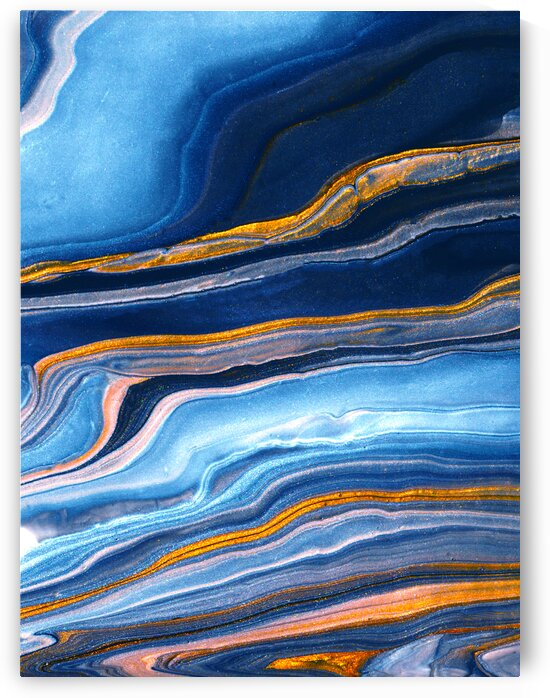 Marble Swipe 2 by Ashley Camille