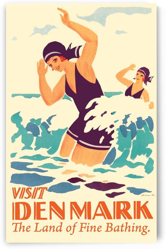 Denmark Fine Bathing by vintagesupreme