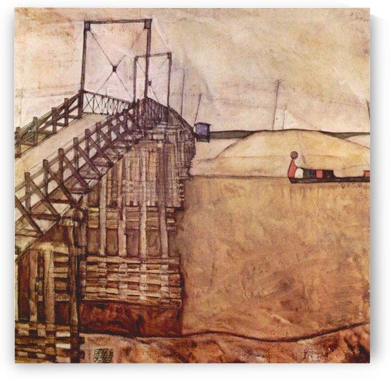 The Bridge by Schiele by Schiele