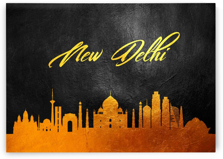 new delhi gold by ABConcepts