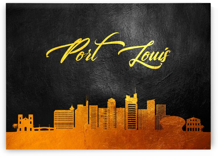 port louis gold by ABConcepts