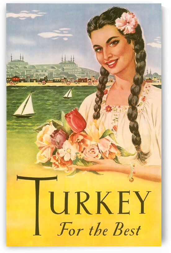 Turkey for the Best by vintagesupreme