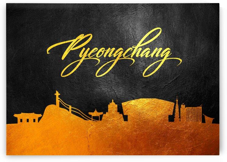 pyeongchang gold by ABConcepts