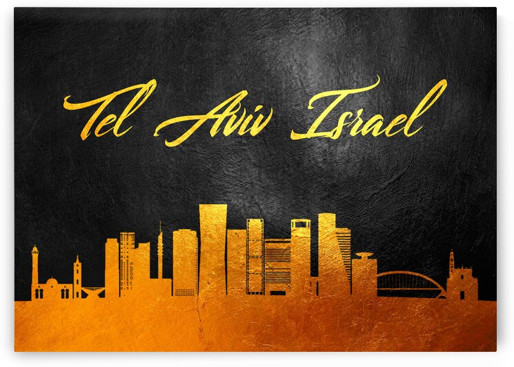 tel aviv gold by ABConcepts