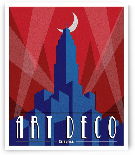 Art Deco by VINTAGE POSTER