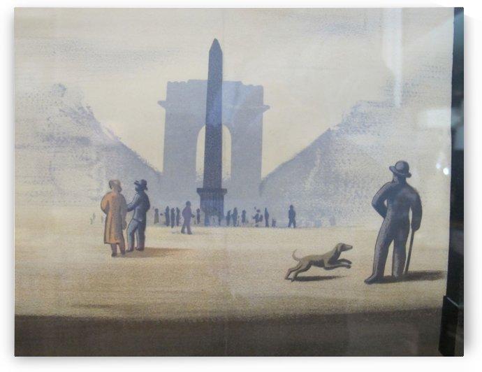 Paris Poster by VINTAGE POSTER