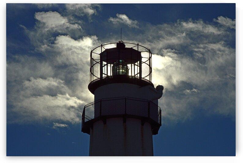 Fenwick Island Lighthouse Fresnel Lens by Ocean City Art Gallery