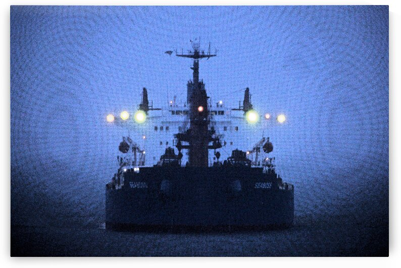 ship seaboss ghost ship fresco DSC 0104 by Bill Swartwout Photography