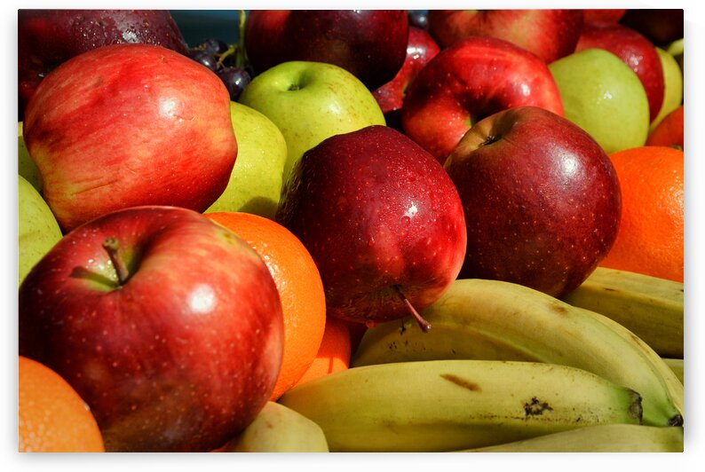apple a day healthy fruit 1836 by Bill Swartwout Photography