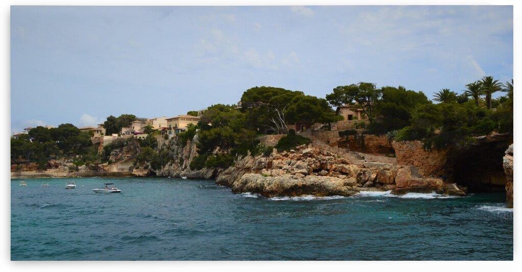 Balearic Sea scape by Pixcellent Adventures