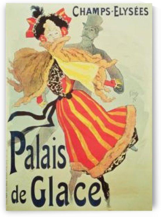 Palais de Glace by VINTAGE POSTER