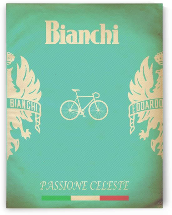 Passione Celeste by VINTAGE POSTER