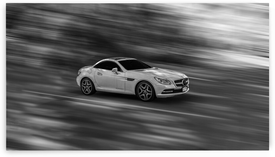 Mercedes-Benz On The Streets Of New York City On A Sunny Day 2020-5-GNY-134 by Vlad Meytin