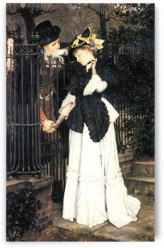The farewell by Tissot by Tissot