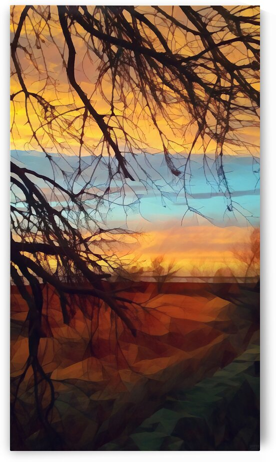 winter blast by Pierce Anderson
