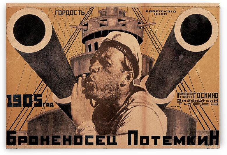 Buttleship Potiomkin by Teofil Tiulkin