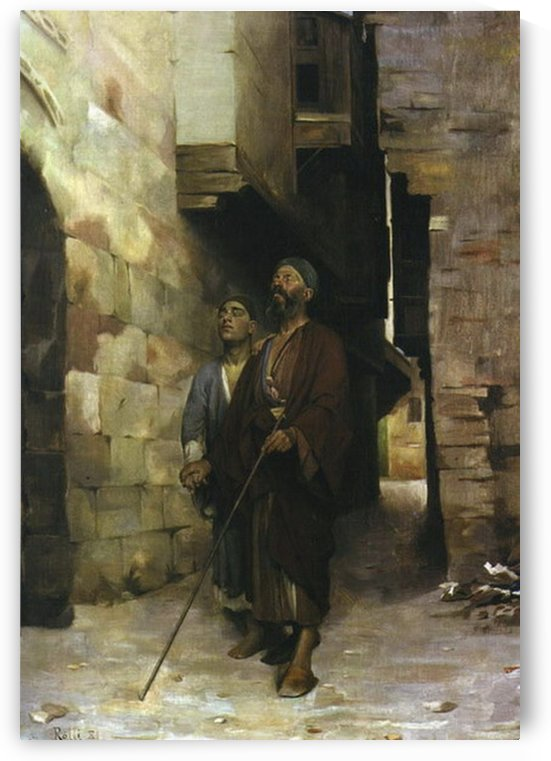 Orientalist by Theodore Ralli