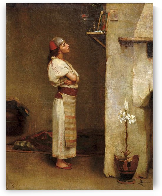 Devotion by Theodore Ralli