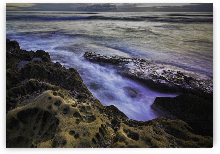 Ocean meets Reef by Bryan Caplis