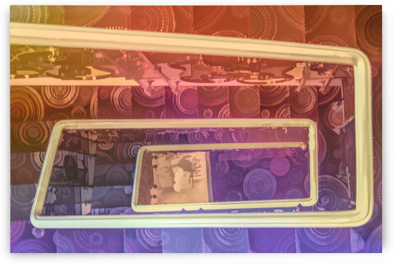 hotel stairway nice studio 6 by realimpressions