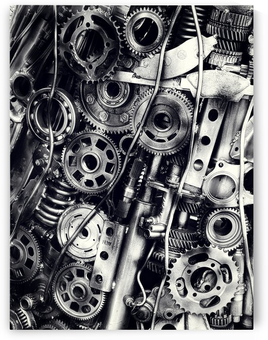 Gears by Marco Vallessi