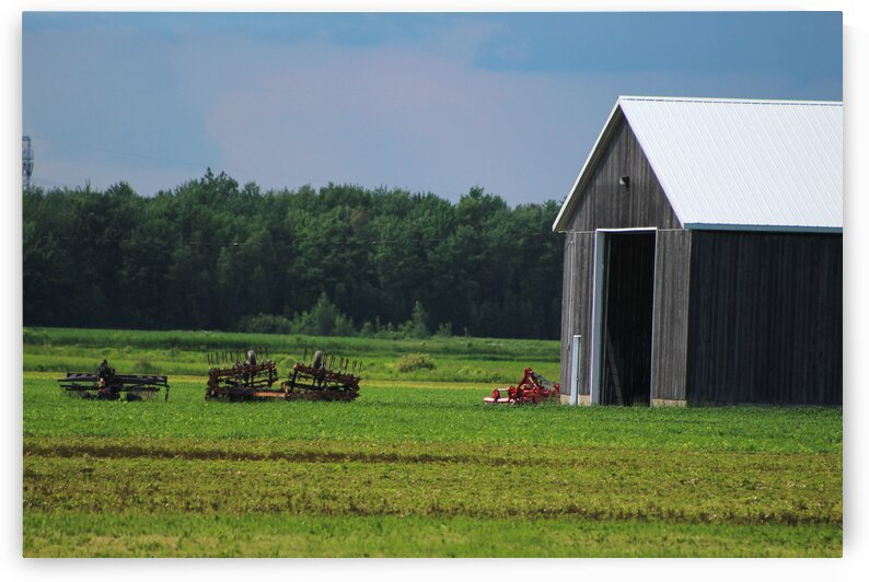 barn by Artistic Images and Photography