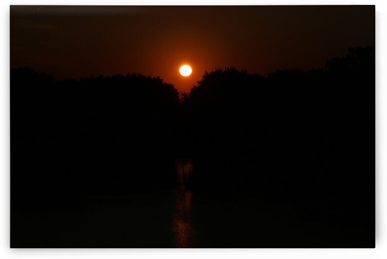 Sunset Wide by Artistic Images and Photography
