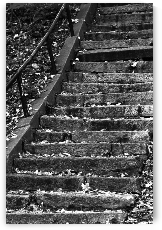 oldsteps by Artistic Images and Photography