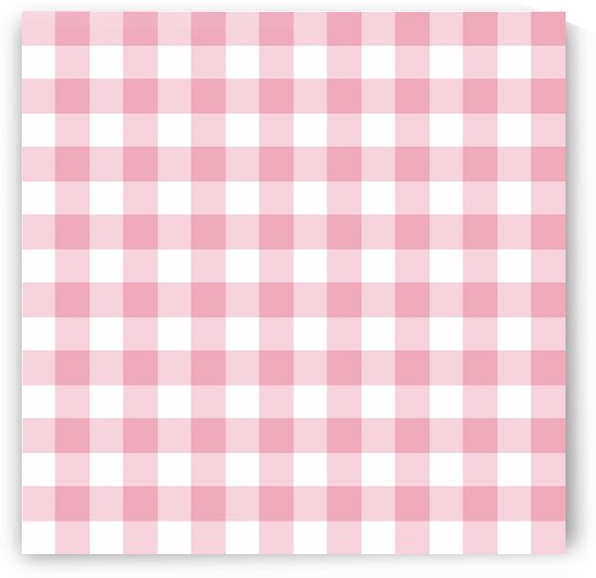 Baby Pink Plaid Pattern by rizu_designs