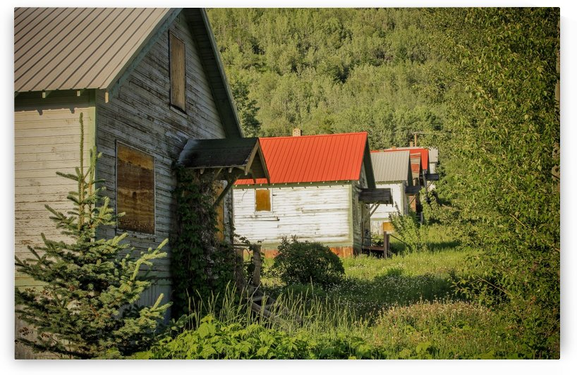 Ghost town of Bradian by Forgotten British Columbia