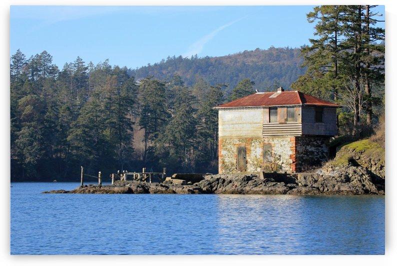 Cole Island (Victoria, BC) by Forgotten British Columbia