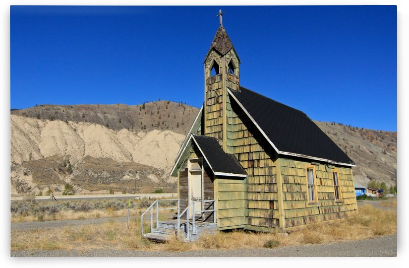 St. Michael and All Angels Church by Forgotten British Columbia