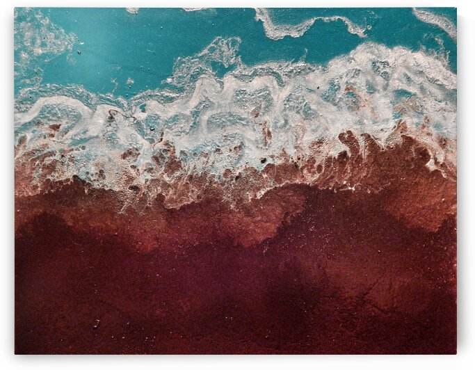 Lowtide by Christine The Artist