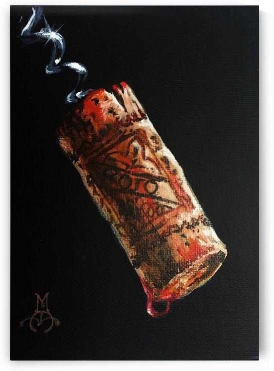 Rojo by Marco Antonio Aguilar
