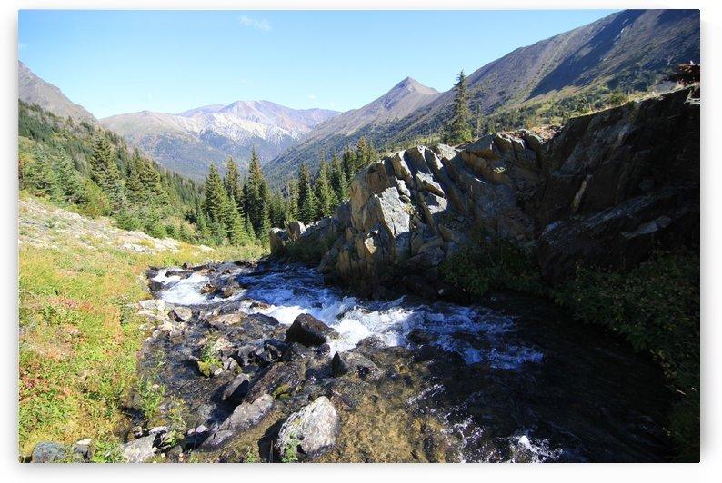 Molybdenite Lake by Forgotten British Columbia