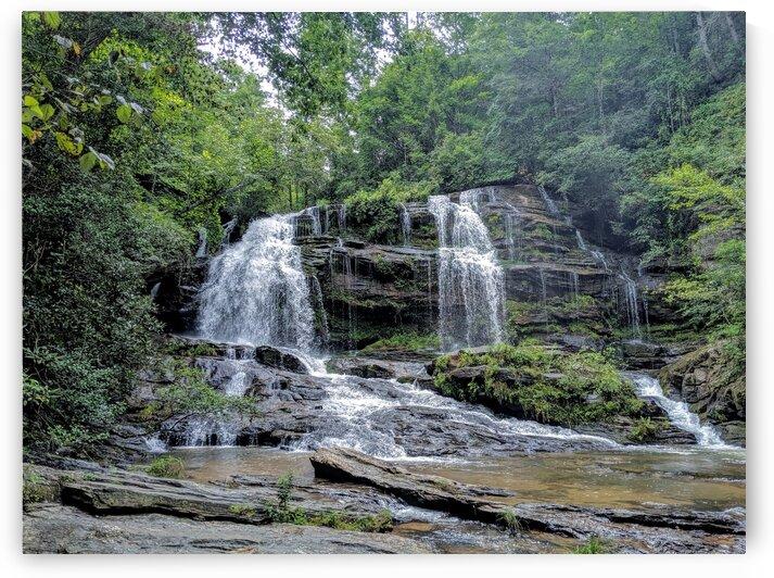 Long Creek Falls by Adam Mobley