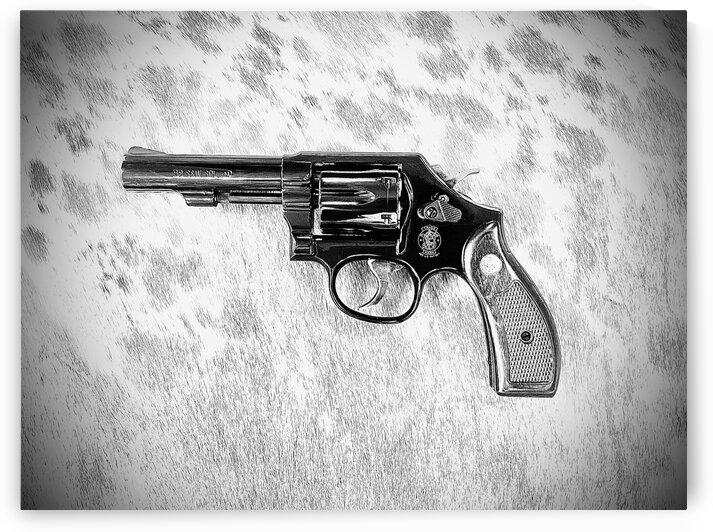 Western Revolver by CallieVictoria