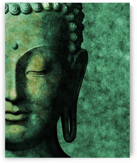 Inner Peace 03 - Buddha by Studio Grafiikka