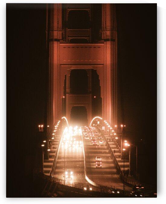 Golden Gate Bridge BaSpen by Keith Hatcher