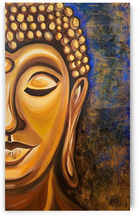 Buddha by agiguere