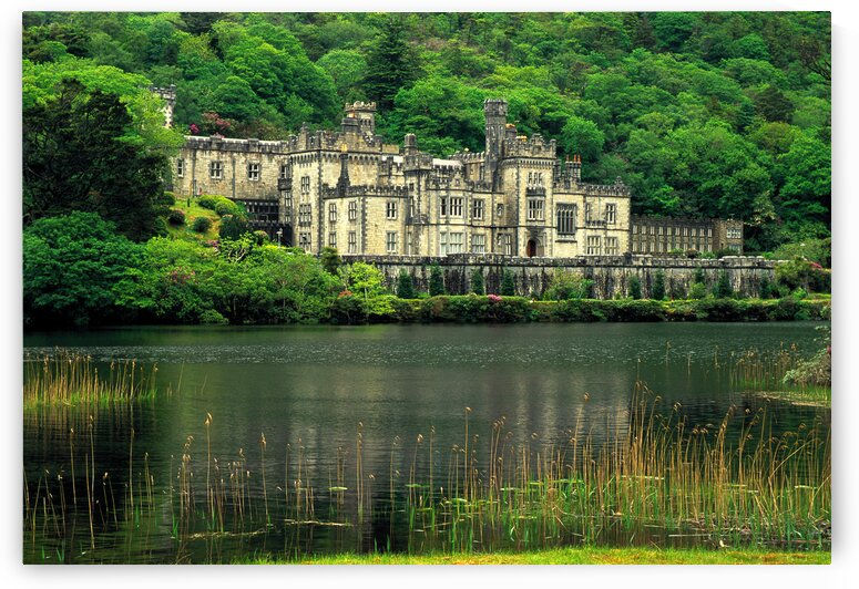 G 021 Kylemore Abbey by Michael Walsh