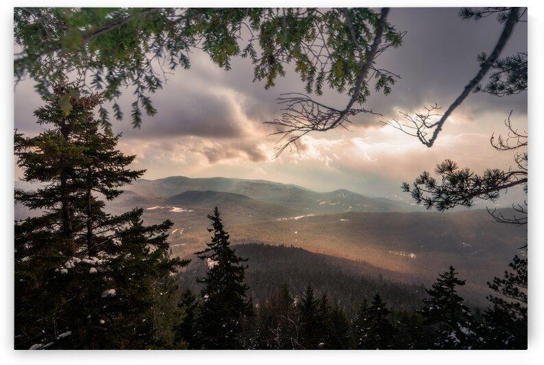 Decembre dans les White Mountains by Sebastien Bouchard Photographies