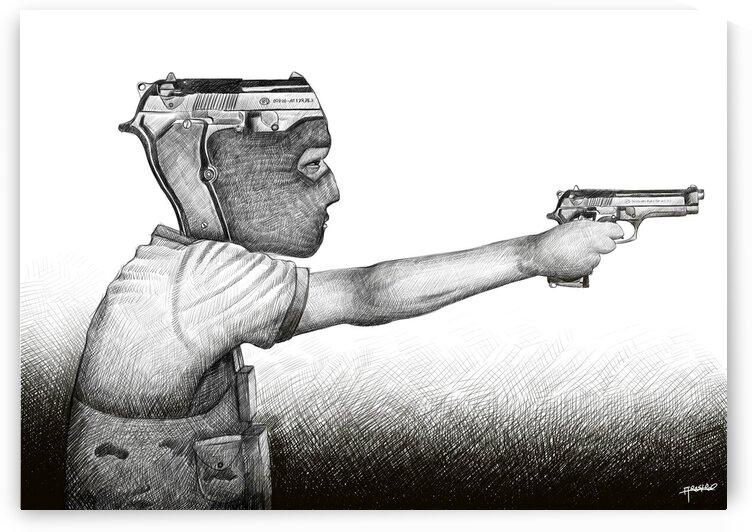 terorrist by Alirastroo