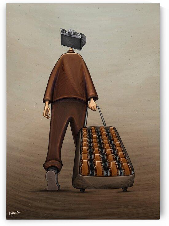 Passenger by Alirastroo