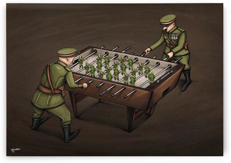 War by Alirastroo